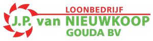 Loonbedrijf van Nieuwkoop Logo